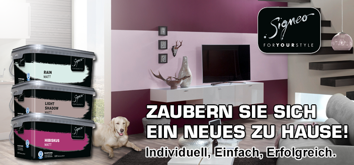 bauzentrum mies farben tapeten. Black Bedroom Furniture Sets. Home Design Ideas